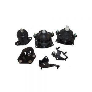 6 قطعه مجموعه جایگزین موتور و گیربکس موتور انتقال برای هوندا آکورد 2.4L گیربکس اتوماتیک 50870SDAA02