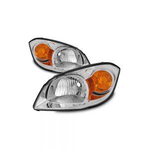 جایگزینی چراغهای جلو تعویض L + R 2005-200 Chevy Cobalt 07-10 G5 05-06